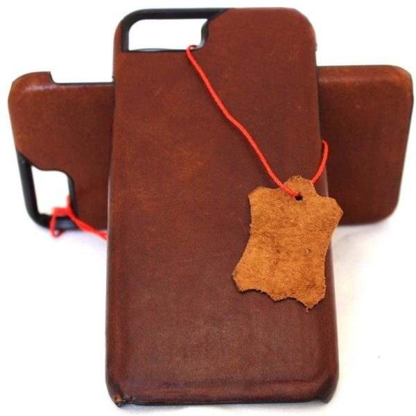 leather Case for apple iphone 7 plus